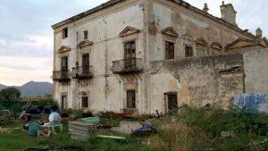 """Palermo, Italia Nostra denuncia il degrado della """"Villa del Gattopardo"""""""