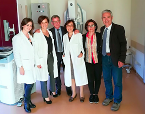 Riattivato il servizio di mammografia all'ospedale di Lentini