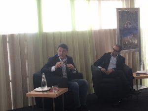"""Renzi sobbalza sulla SR-Gela e chiede lumi a Faraone: """"Matteo.. è una storia vecchia"""""""