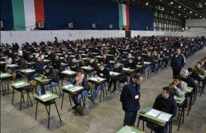 """Riapertura del concorso """"miracoloso"""" in Polizia: in 350 riammessi alle prove successive"""