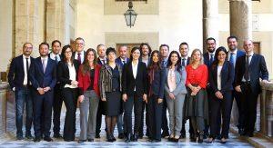 All'Ars parla la presidente maltese, i 5 stelle abbandonano l'aula
