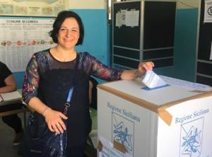 Maria Rita Schembari sindaco di Comiso, battuto l'uscente Spataro