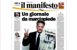 Editoria, il Manifesto di nuovo nelle edicole siciliane