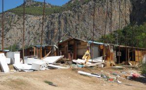 Campo nomadi della Favorita, Tribunale di Palermo sequestra l'area