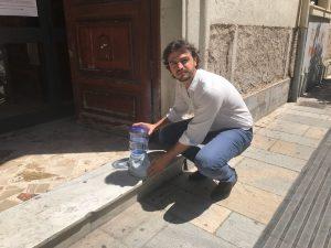 Bagheria, Comune installa dispenser pubblici di acqua per cani e gatti