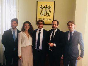 Confindustria: Gero La Rocca alla guida dei Giovani imprenditori siciliani