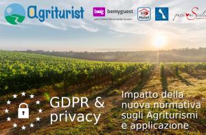 Gdpr sulla ristorazione per gli agriturismo, da Agriturist Sicilia 2 eventi formativi