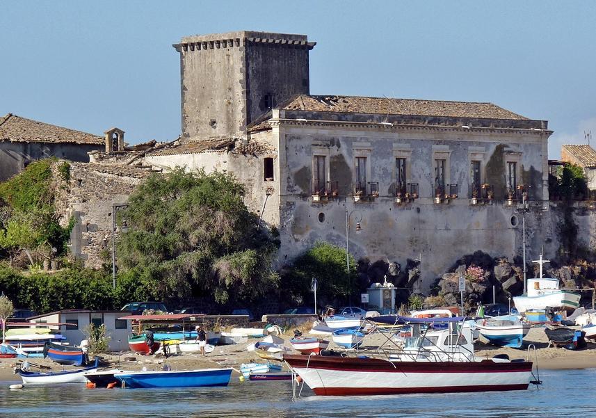 Castello Schisó di Giardini Naxos diventa patrimonio della Regione