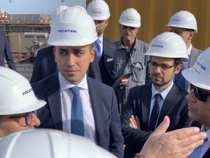 """Di Maio in visita a Fincantieri: """"Aumentare gli investimenti al Sud"""" – VIDEO"""