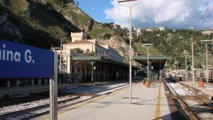 Soppressa la stazione ferroviaria di Taormina-Giardini Naxos