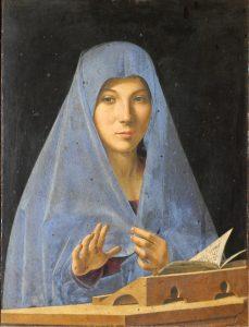 Mostre:il ritorno di Antonello da Messina, all'Abatellis fino al 10 febbraio