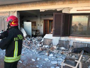 Terremoto a Catania, 190 telefonate alla sala operativa