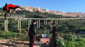 Rifiuti, sequestrata una discarica abusiva ad Agrigento