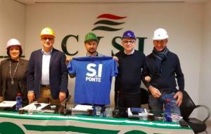 """A Messina nasce il comitato #SìPonte: """"Opera torni al centro del dibattito"""""""