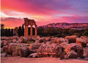 La Valle dei Templi supera il milione di visitatori