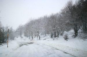 Maltempo: la neve manda in tilt la Sicilia, diversi Comuni isolati