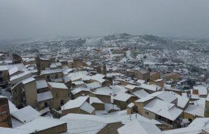 Meteo, arriva il grande freddo in Sicilia