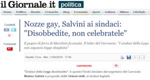"""Decreto Sicurezza, Orlando: """"Quando Salvini diceva """"Disobbedite alla legge"""""""