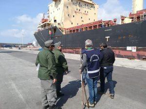 Al porto di Pozzallo controlli della Regione sul grano