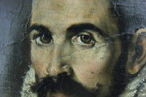 Restaurato a Catania il 'Ritratto di gentiluomo' di El Greco