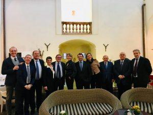 Sicindustria, l'ambasciatrice britannica in Italia incontra gli imprenditori