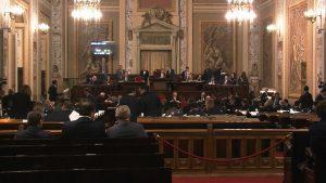 Parlamento siciliano Covid