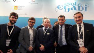 Grande successo alla Bit di Milano per lo stand delle Isole Egadi