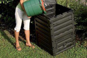 A Marsala compostiere per ridurre la tassa sui rifiuti