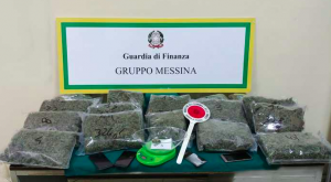 Messina, sequestrati oltre 5 kg di marijuana: arrestate 5 persone