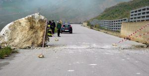 Casteltermini, al via i lavori per la messa in sicurezza della strada provinciale 22