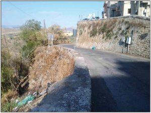 Butera, al via i lavori per la messa in sicurezza delle pendici del centro storico