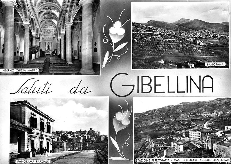 Gibellina cartolina PhotoRoad