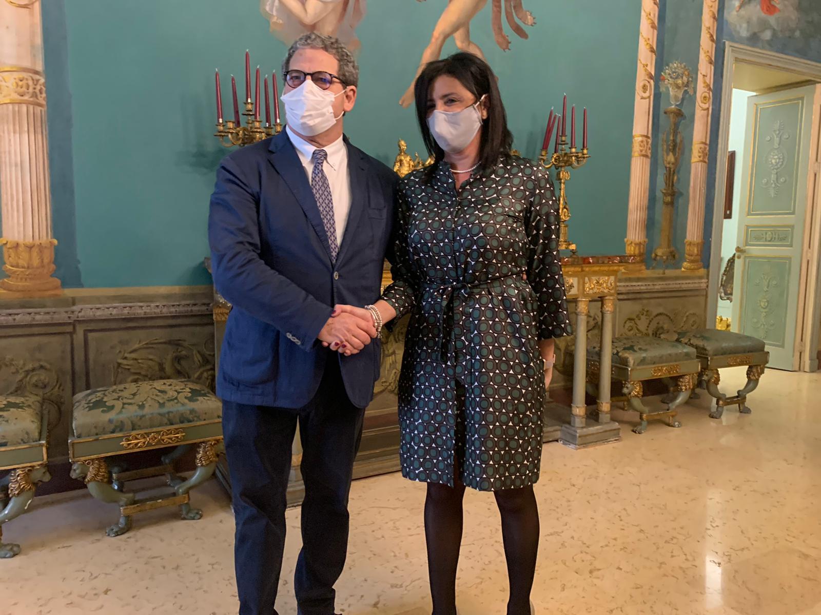 Forza Italia Micciché Ternullo