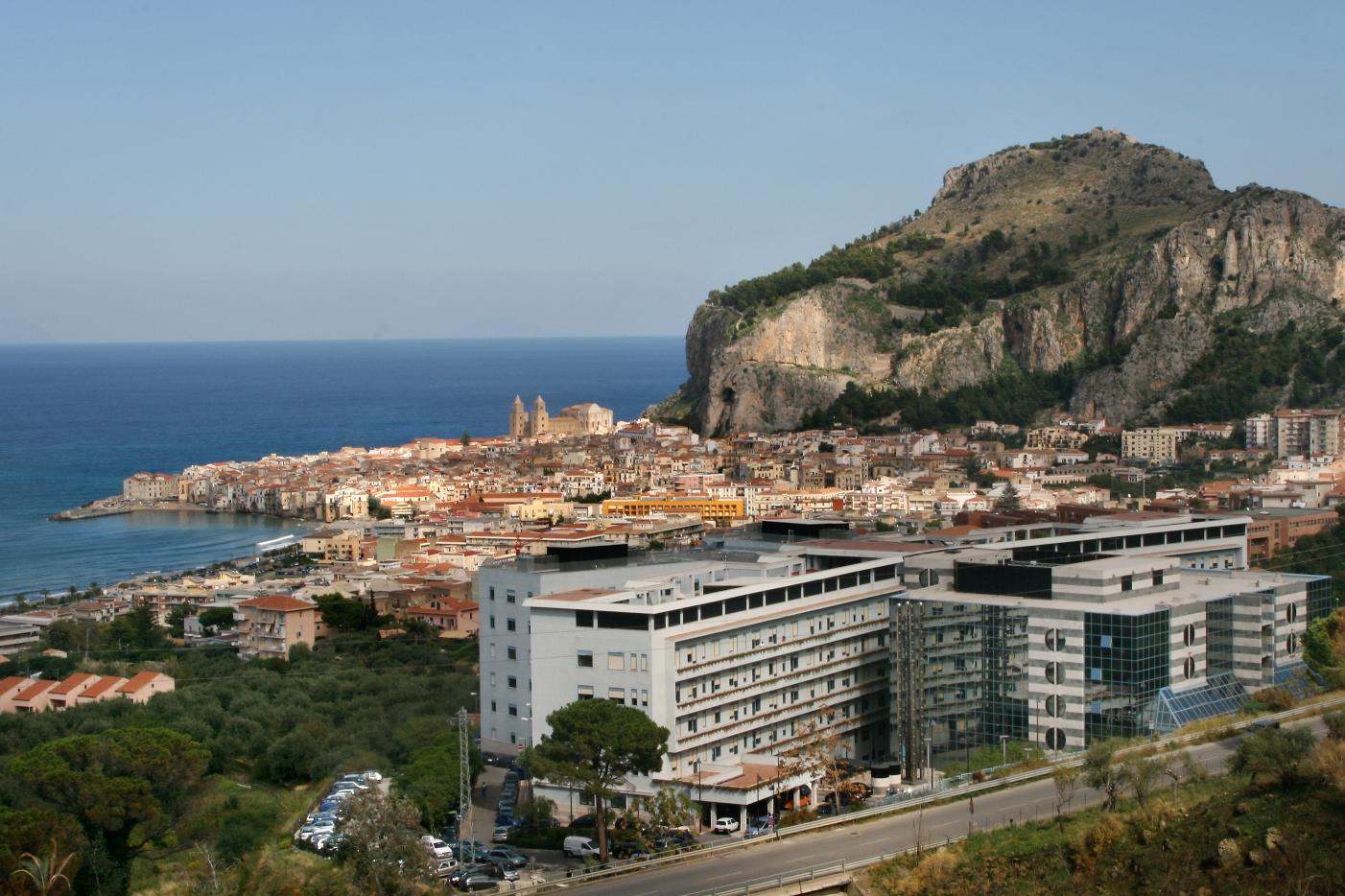 ospedale Giglio Cefalù