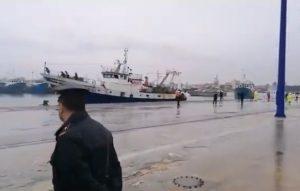 peschereccio pescatori Mazara del Vallo