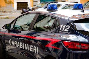 Firenze cadavere carabinieri