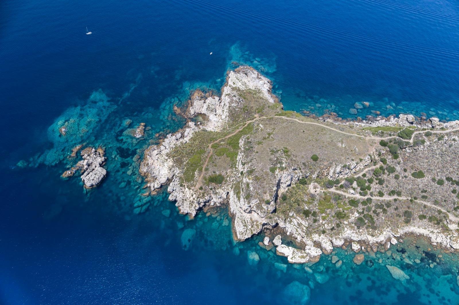 area marina protetta Milazzo