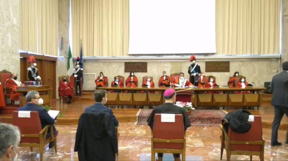 Anno giudiziario Palermo