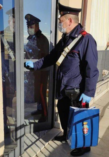 carabinieri spesa
