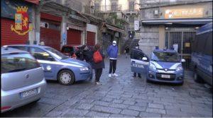 zona rossa controlli polizia