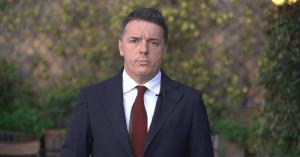 Italia Viva Matteo Renzi