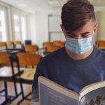 mascherina scuola covid